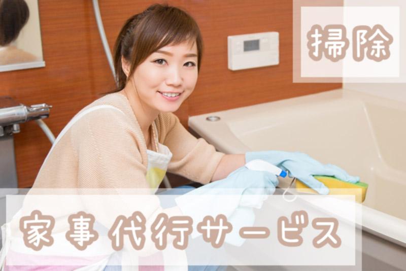 掃除可能な家事代行サービス